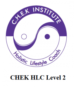 CHEK HLC Level 2 Logo